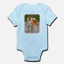 Shiba Inu 9T075D-028 Infant Bodysuit