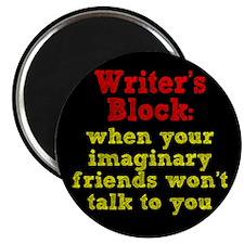 Writer's Block Magnet