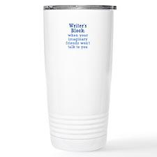 Writer's Block Travel Mug