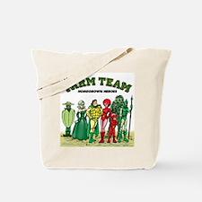 Cute Farm market Tote Bag