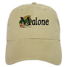 Malone Celtic Dragon Baseball Baseball Cap