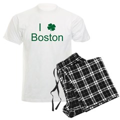 I clover Boston Pajamas
