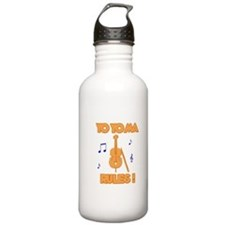 The West Wing Yo Yo Ma Water Bottle