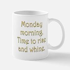 Monday Morning Mug