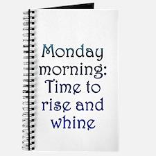 Monday Morning Journal