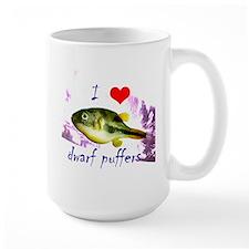 Dwarf puffer Mug