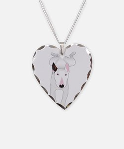 Funny Bull dog Necklace