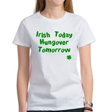 Irish Drinks Shirts Pub Crawl Tee