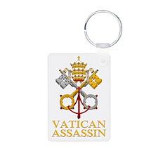 Vatican Assassin Keychains