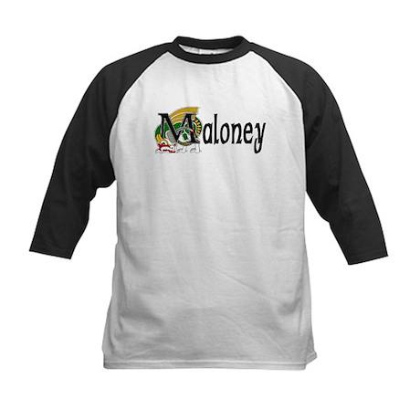 Maloney Celtic Dragon Kids Baseball Jersey