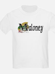 Maloney Celtic Dragon Kids T-Shirt