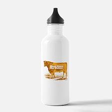 Shoot Cows Water Bottle