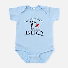 Cute Texas bbq Infant Bodysuit
