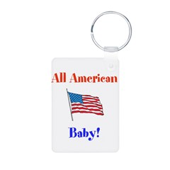 All American Baby! Keychains