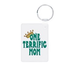 Terrific Mom Keychains