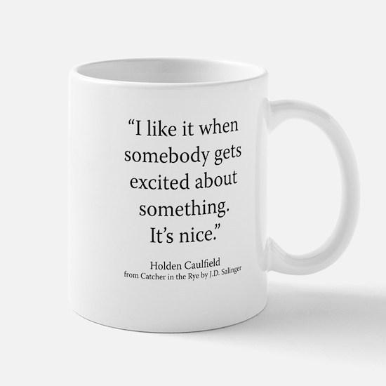 Catcher in the Rye Ch.24 Mug