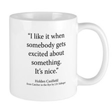 Catcher in the Rye Ch.24 Mug