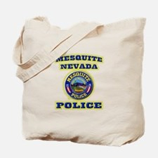 Mesquite Police Tote Bag
