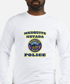 Mesquite Police Long Sleeve T-Shirt