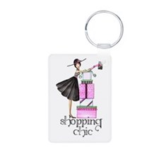 Shopping Chic Keychains