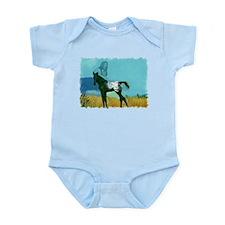 Nez Perce Pony Infant Bodysuit