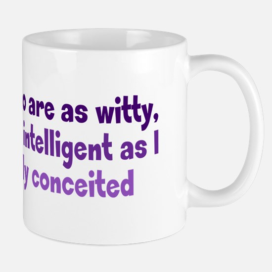 Humble Conceit Mug