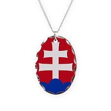 Cute Slovakia Necklace