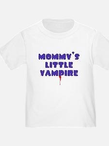 mommy's little vampire T