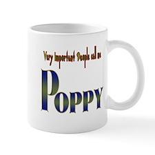 VERY IMPORTANT PEOPLE CALL ME Small Mug