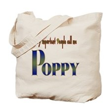 VERY IMPORTANT PEOPLE CALL ME Tote Bag