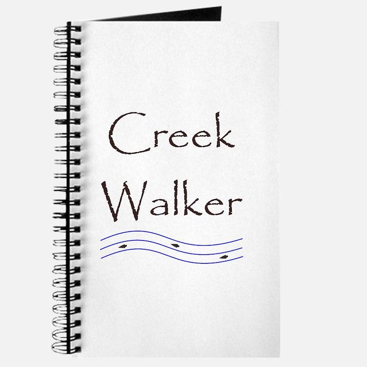 Creek Walker Journal