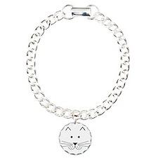 Cartoon Cat Face Bracelet