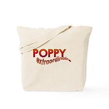 POPPY extraordinaire Tote Bag