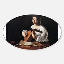 Lute Player Decal