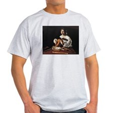 Lute Player T-Shirt