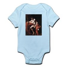 Saint John the Baptist Infant Bodysuit