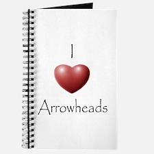 Arrowheads Journal - Notebook
