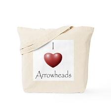 Unique Arrowhead Tote Bag