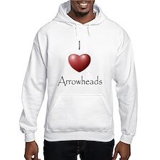 Funny Arrowhead Hoodie