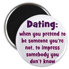 Dating Definition Magnet