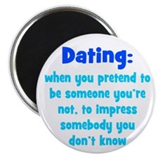 "Dating Definition 2.25"" Magnet (10 pack)"