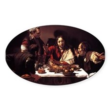 Supper at Emmaus Decal