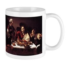 Supper at Emmaus Mug