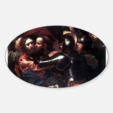 Taking of Christ Sticker (Oval)