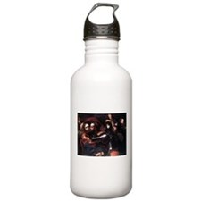 Taking of Christ Water Bottle