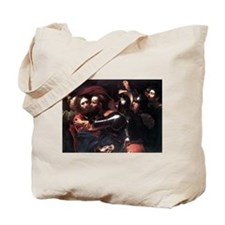Taking of Christ Tote Bag