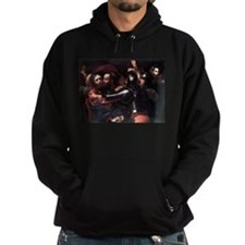 Taking of Christ Hoodie