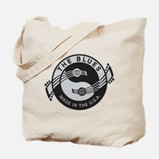 The Blues USA Tote Bag