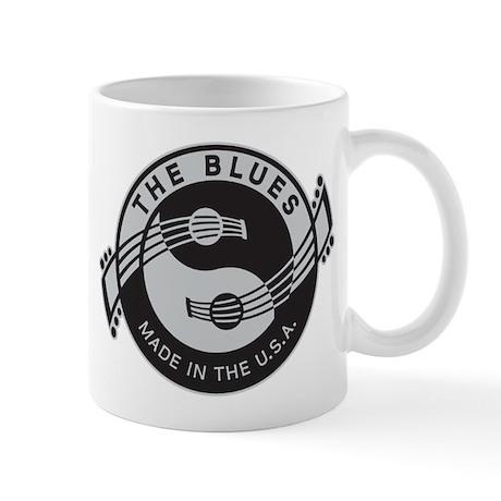 The Blues USA Mug
