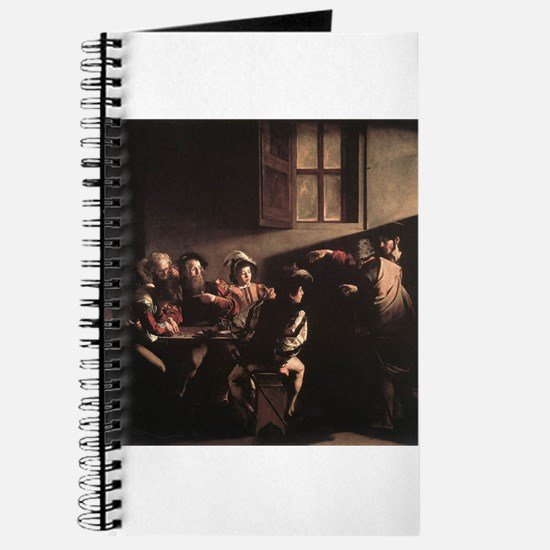 The Calling of Saint Matthew Journal